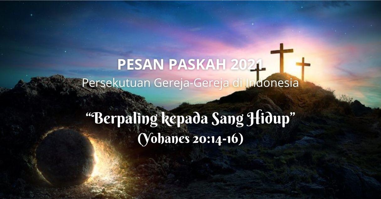 BELAJAR MEMAKNAI HARI KEBANGKITAN KRISTUS
